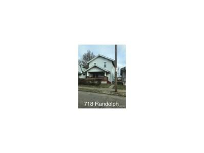 718 Randolph Street, Dayton, OH 45417 - MLS#: 754836
