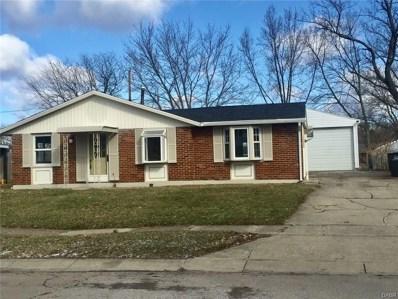 117 Tulip Drive, Dayton, OH 45449 - MLS#: 755876