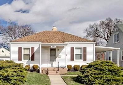 249 Holmes Drive, Fairborn, OH 45324 - MLS#: 757350