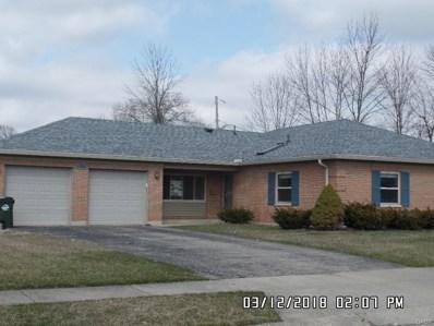 817 Westledge Drive, Dayton, OH 45426 - MLS#: 758847