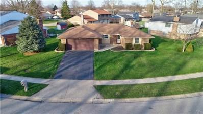 6015 Honeygate Drive, Huber Heights, OH 45424 - MLS#: 759284