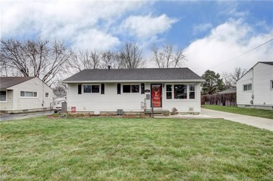 1816 Willamet Road, Dayton, OH 45429 - MLS#: 759326