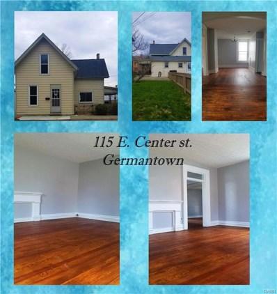 115 E Center Street, Germantown, OH 45327 - MLS#: 759595