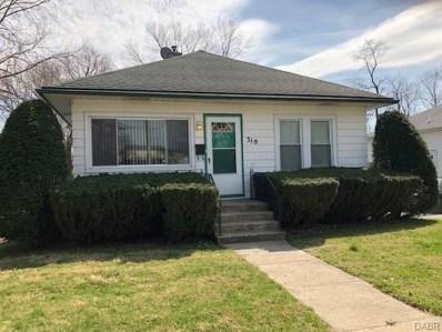 310 W Main Street, Trotwood, OH 45426 - MLS#: 759870