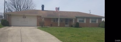 430 Overfield Place, Troy, OH 45373 - MLS#: 760255