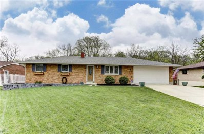 654 Peach Orchard Drive, Dayton, OH 45449 - MLS#: 761931