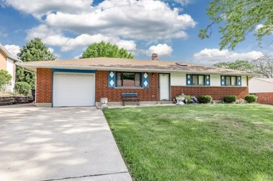 717 Peach Orchard Drive, Dayton, OH 45449 - MLS#: 764646