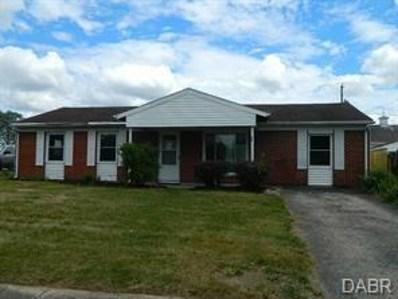 58 Carlotta Street, New Carlisle, OH 45344 - MLS#: 766344