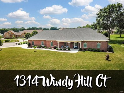 1314 Windy Hill Court, Troy, OH 45373 - MLS#: 768534
