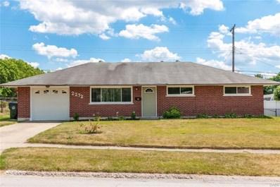 2272 Bushwick Drive, Dayton, OH 45439 - MLS#: 769905