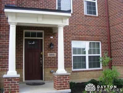 505 Brownstone Row, Springboro, OH 45066 - MLS#: 770090