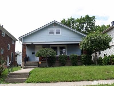 541 Watervliet Avenue, Dayton, OH 45420 - MLS#: 770580