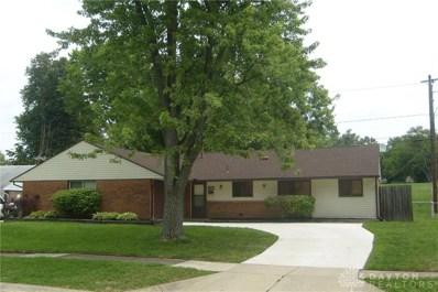 5453 Coleraine Drive, Huber Heights, OH 45424 - MLS#: 771034