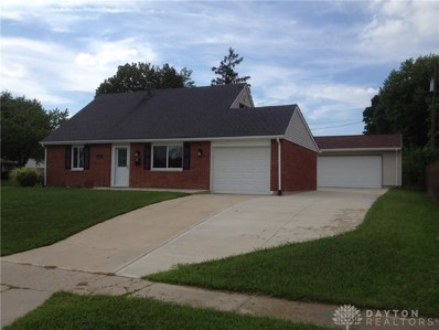 7601 Remmick Lane, Huber Heights, OH 45424 - MLS#: 771157