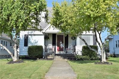 1411 Saint Paris Pike, Springfield, OH 45504 - MLS#: 771600