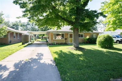 3839 Glaser Drive, Kettering, OH 45429 - MLS#: 772930