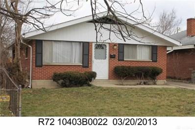 1439 Hochwalt Avenue, Dayton, OH 45417 - MLS#: 773071