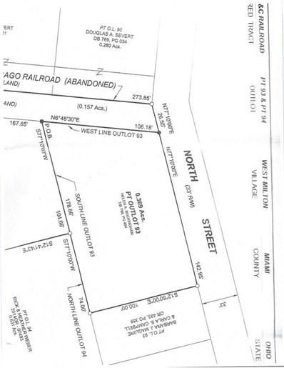 157 North Street, West Milton, OH 45383 - MLS#: 773426