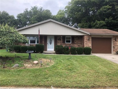 645 Bellaire Drive, Tipp City, OH 45371 - MLS#: 774136