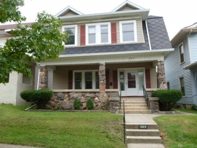 663 Saint Nicholas Avenue, Dayton, OH 45410 - MLS#: 775600