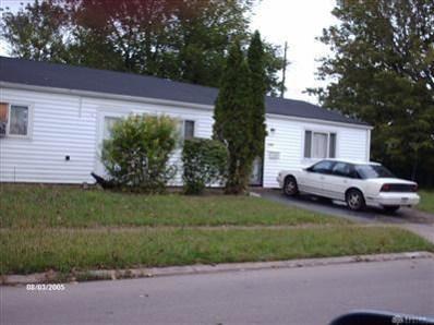 1206 Rossiter Drive, Dayton, OH 45417 - MLS#: 775781