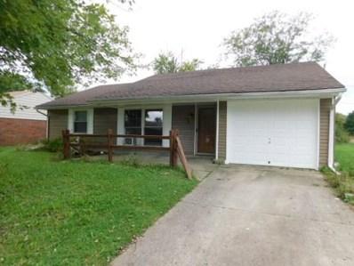 190 Angela Drive, Germantown, OH 45327 - MLS#: 775810
