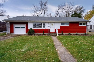 518 Lohnes Drive, Fairborn, OH 45324 - MLS#: 777035
