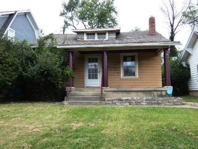 917 W Hillcrest Avenue, Dayton, OH 45406 - MLS#: 777120
