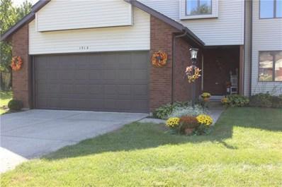 1514 N Regency Drive, Xenia, OH 45385 - MLS#: 777763