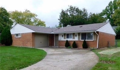 6009 Holbrook Drive, Huber Heights, OH 45424 - MLS#: 777820