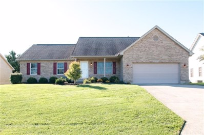 829 Willow Bend Drive, Wilmington, OH 45177 - MLS#: 778041