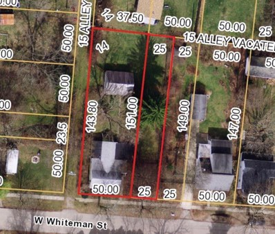 219 W Whiteman Street, Yellow Springs Vlg, OH 45387 - MLS#: 779064