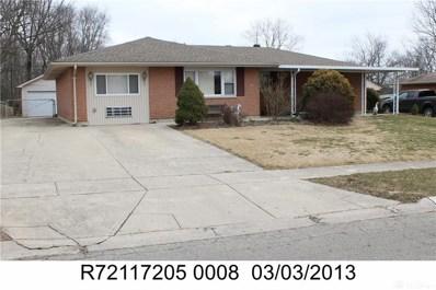 5914 Woodville Drive, Dayton, OH 45414 - MLS#: 779443