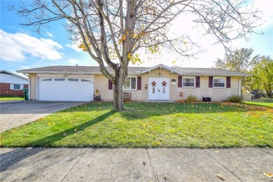 532 Glenn Avenue, New Carlisle, OH 45344 - MLS#: 779513