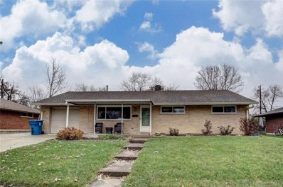 5444 Mangold Drive, Huber Heights, OH 45424 - MLS#: 780127