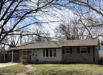 3700 Pobst Drive, Kettering, OH 45420 - MLS#: 781297