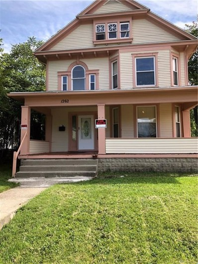 1262 S Fountain Avenue, Springfield, OH 45506 - #: 786857