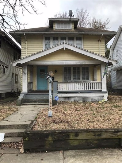 110 E Fairview Avenue, Dayton, OH 45405 - #: 787115