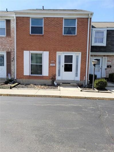 605 Ramblewood Court, Brookville, OH 45309 - MLS#: 787547