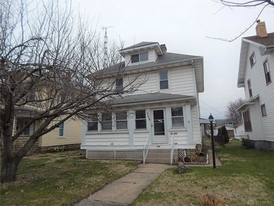 708 E Cassilly Street, Springfield, OH 45503 - #: 788532