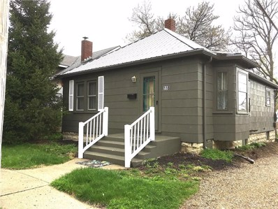 118 E High Avenue, Bellefontaine, OH 43311 - #: 789799