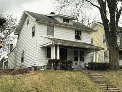 168 W Fairview Avenue, Dayton, OH 45405 - #: 789976