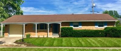 208 Deerfield Drive, New Carlisle, OH 45344 - #: 794360