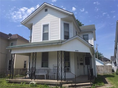 508 Adams Street, Piqua, OH 45356 - #: 794855