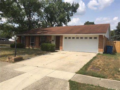 7101 Dial Drive, Huber Heights, OH 45424 - MLS#: 795757