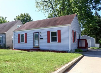 312 Mann Avenue, Fairborn, OH 45324 - #: 798520
