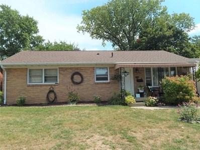 1722 Drew Court, Springfield, OH 45503 - #: 800061