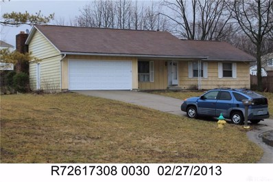 4812 Sparrow Drive, Huber Heights, OH 45424 - #: 803127