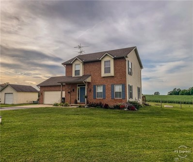 1262 N Heck Hill Road, Saint Paris, OH 43072 - #: 803607