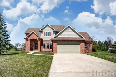 772 Timberview Dr, Findlay, OH 45840 - #: 139178